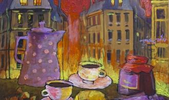 Кофе Париж