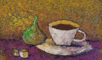 Кофе инжир Париж