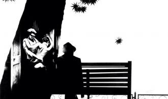 Last Tango, Pen Graphic Arts, 94х62