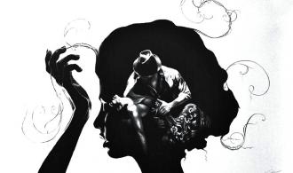 Memories of Tango, Pen Graphic Arts, 94х62