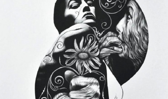 Carmen, Pen Graphic Arts, 62х47